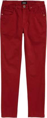Jagger Hudson Jeans Slim Straight Leg Twill Pants