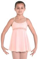 Bloch Candy Pink Skirted Leotard - Toddler & Girls