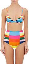 Mara Hoffman Women's Vela Triangle Bikini Top