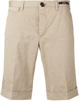 Pt01 classic chino shorts - men - Cotton/Spandex/Elastane - 52