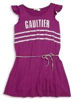 Junior Gaultier Toddler's, Little Girl's, & Girl's Gipsy 3D Striped Dress