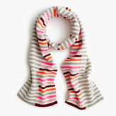 J.Crew Girls' mixed-stripe scarf