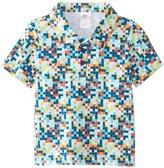 "Zutano Digital"" Polo Shirt (Baby) - Multi-24 Months"