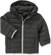 Gymboree Lightweight Hooded Puffer Jacket