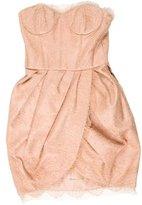 Jason Wu Lace Strapless Dress