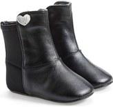 Stuart Weitzman 'Baby 5050' Crib Shoe (Baby) (Online Only)