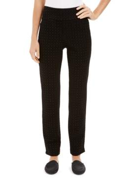 Charter Club Petite Pull-On Slim-Leg Pants, Created For Macy's