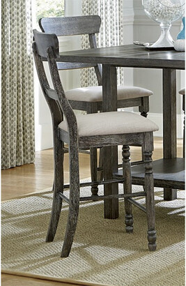 Progressive Furniture Ladder-Back Counter Chair