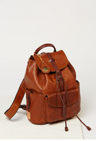 Will Leather Goods Womens RAINER LEATHER BACKPACK