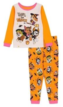 AME Paw Patrol Toddler Girl 2 Piece Pajama Set