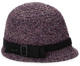 Betmar Maya Woven Cloche Hat