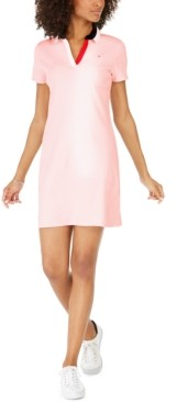 Tommy Hilfiger Cotton Polo Dress