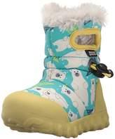 Bogs Kids' Bmoc Bears Snow Boot