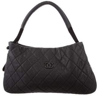 Chanel Yacht Expandable Shoulder Bag