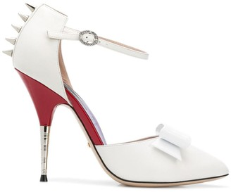 Gucci spike stud pumps