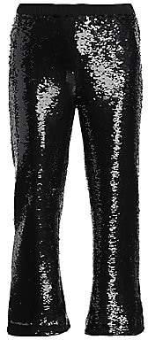 Figue Women's Bohemian Rhapsody Verushka Sequin Pants