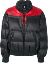 Marcelo Burlon County of Milan Poketi down jacket