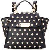 Zac Posen Eartha Imitation Pearl Lady Convertible Backpack