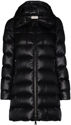 Moncler Suyen long padded jacket
