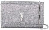 Saint Laurent chain shoulder bag - women - Leather/Polyester/Polyethylene/Polyurethane - One Size