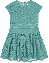Burberry Lace dress - Turquoise