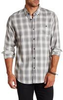 Ezekiel Fairmont Long Sleeve Regular Fit Woven Shirt
