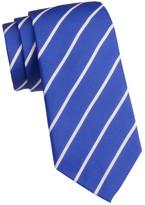 Ralph Lauren Purple Label Royal Striped Silk Tie