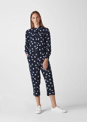 Rowan Print Bonny Jumpsuit