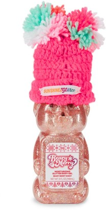 Sunshine & Glitter Beary Berry Scent Moisturizing Glitter Body Gel