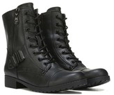 G by Guess Women's Brookey Combat Boot