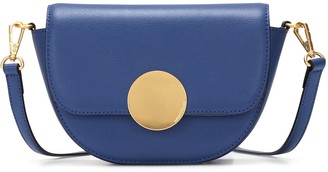 Oryany Lottie Saddle Crossbody - True Navy