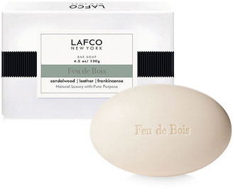 Lafco Inc. Bar Soap - Feu De Bois 4.5 Oz