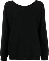 Barbara Bui cashmere round neck jumper