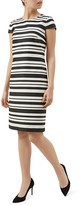 Hobbs London Andara Striped Dress