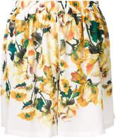 Roseanna floral print shorts