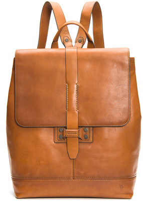 Frye Bowery Leather Backpack