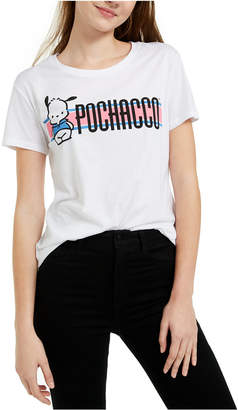 Love Tribe Juniors' Pochacco Graphic-Print T-Shirt