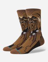 Stance x STAR WARS Chewie Mens Socks