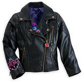 Disney Descendants Faux Leather Jacket for Girls