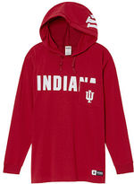 PINK Indiana University Campus Hoodie Tee