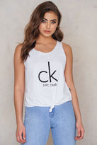 Calvin Klein Knotted Tank