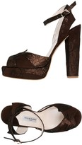 Terry De Havilland Sandals