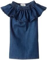 Hudson Bella Chambray Dress Girl's Dress