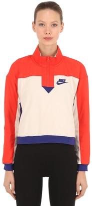Nike Nsw Top Hz Polar Fleece Sweatshirt