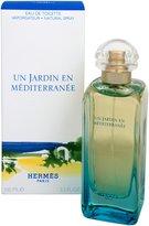 Hermes Un Jardin En Mediterranee for Women Eau De Toilette Spray