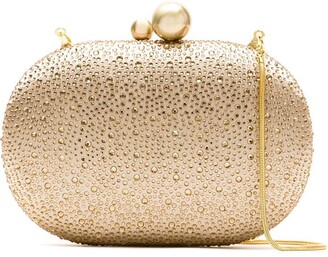 Isla Strass Clutch