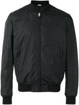 Gucci classic bomber jacket - men - Cotton/Polyamide - 52