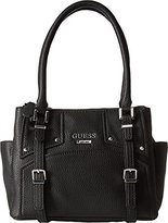 GUESS Rikki Pebble Small Status Satchel