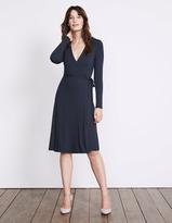 Boden Wrap Jersey Dress