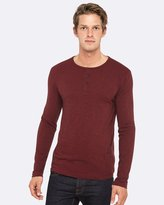 Oxford Avery Henley T-Shirt